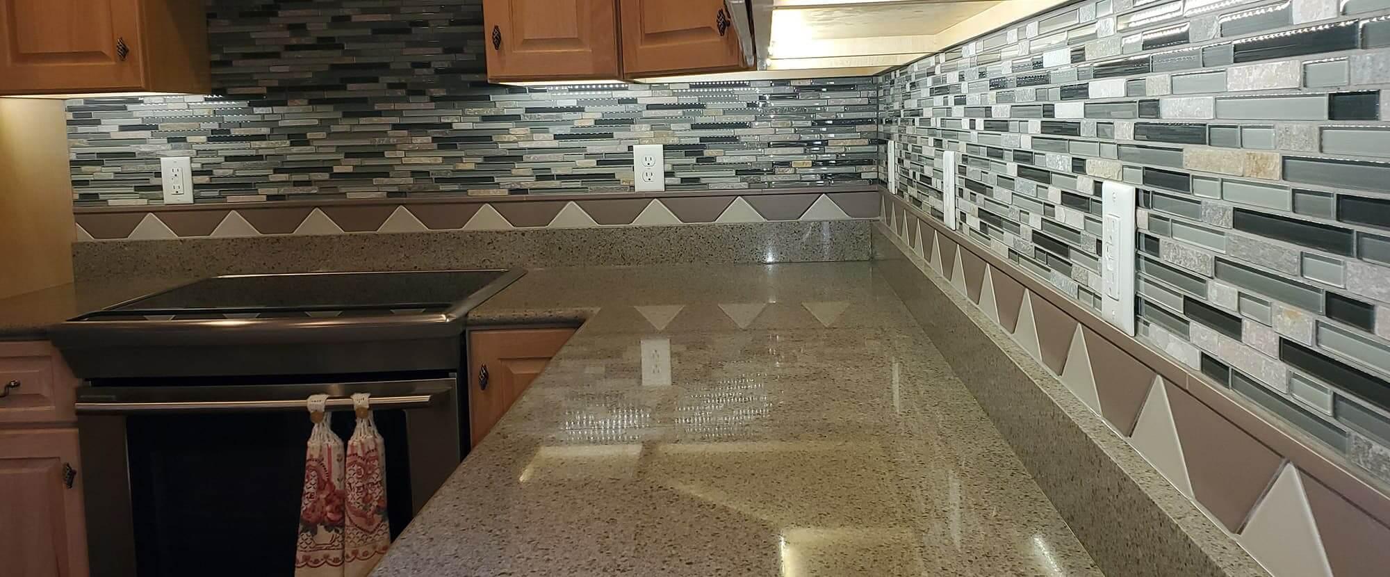 The Backsplash Company St Louis Wall Tile Backsplash Installers